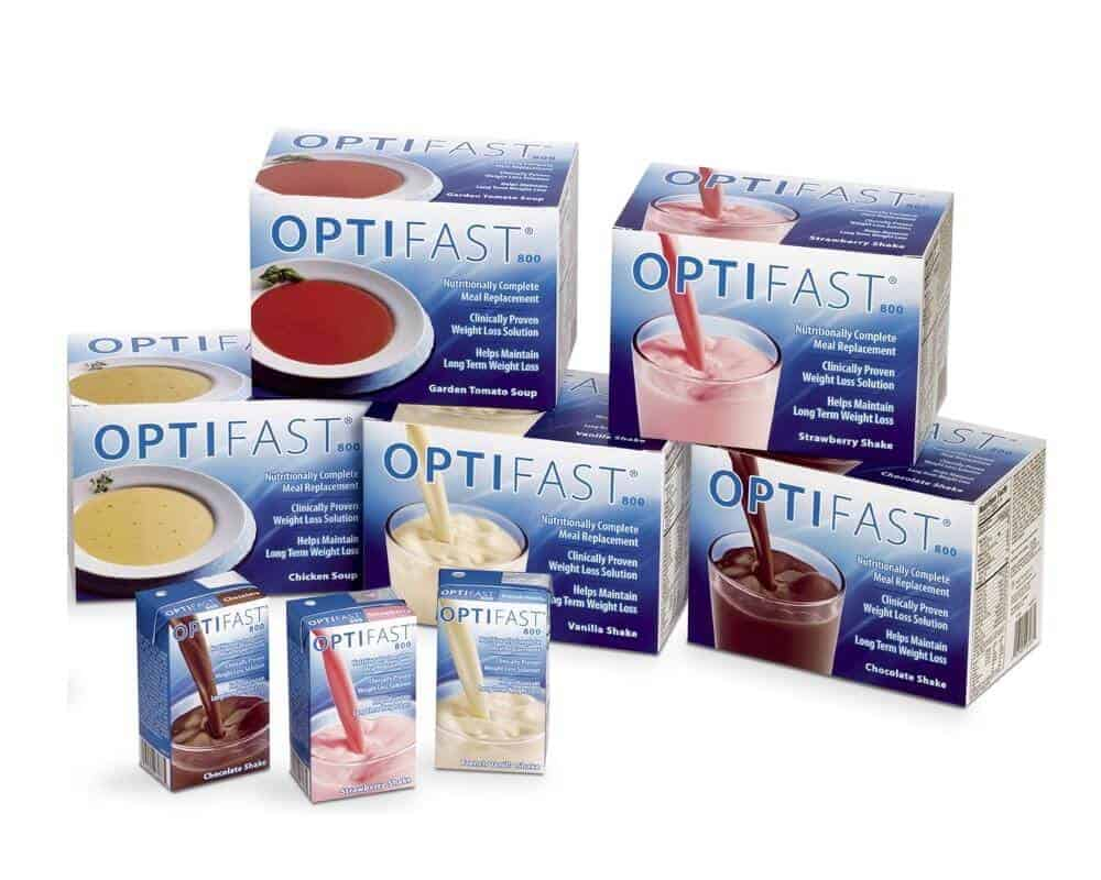 Only 50 Of Optifast T Patients Kept The Weight Off After 5 Years